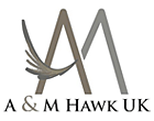 AM Hawk Sticky Logo Retina